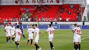 Sevilla ispustila pobjedu u samom finišu