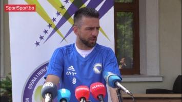 Ibišević: Imamo vremena da analiziramo Grke