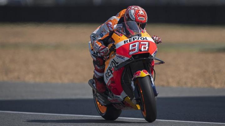 Marquezu pol pozicija pred trku za VN Tajlanda