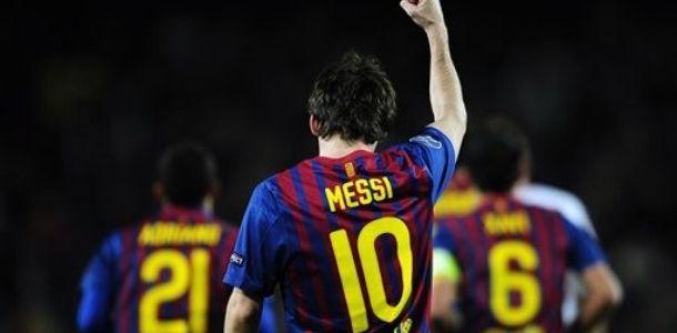 Pogledajte sve Messijeve golove u tekućoj sezoni