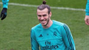 Igrači Real Madrida pripremaju se za utakmicu sa Villarealom, a Bale...
