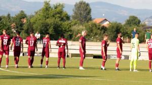 Pobjeda FK Sarajevo protiv Muaithera, četiri nova lica u bordo dresu