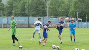 Fudbaler Željezničara pokrenuo privatni biznis