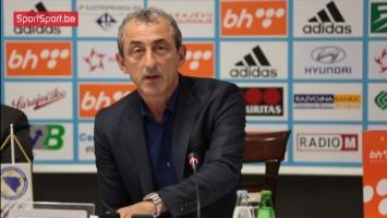 Baždarević s 26 fudbalera napada Izrael, bez debitanata