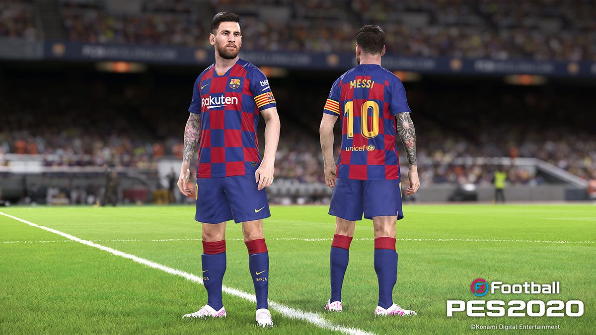 Konačno: Ronaldinho, Messi i Iniesta najavili PES 2020