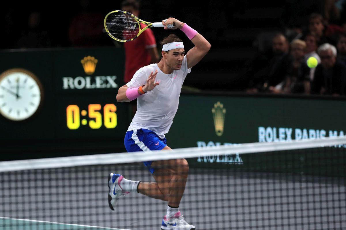 Tsonga mučio Nadala sat vremena