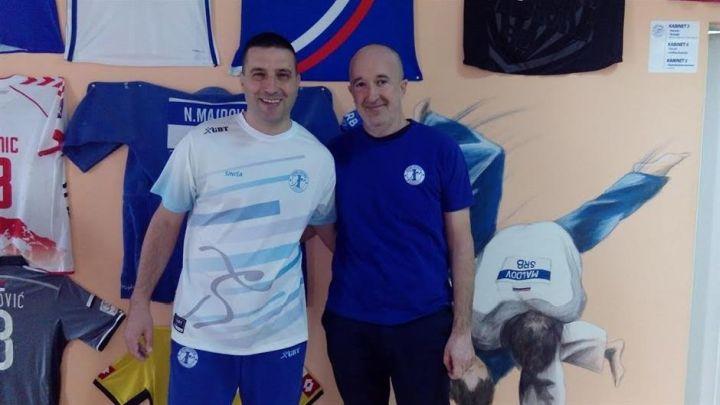 Jakovljević i Ćebić u Barseloni prezentuju svoj rad