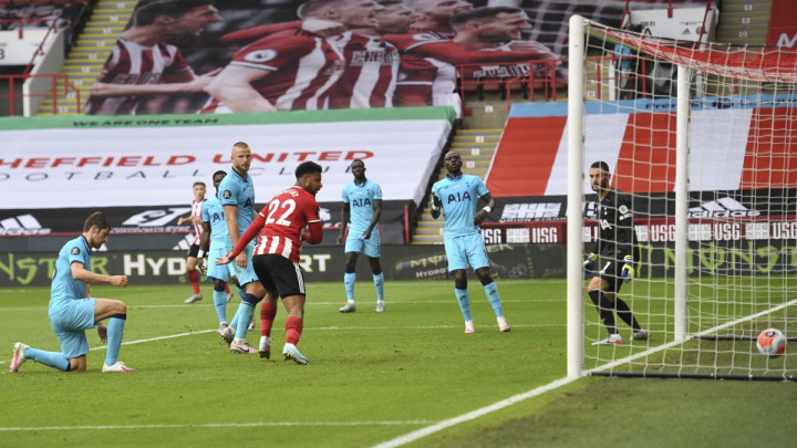 Sheffield zadao novi udarac Mourinhovom Tottenhamu