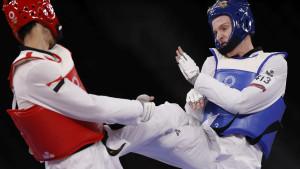 Nedžad Husić doživio poraz, medalja na Olimpijskim igrama ostala samo san