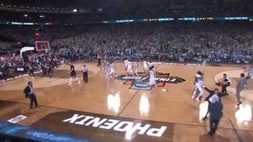 North Carolina prvak NCAA