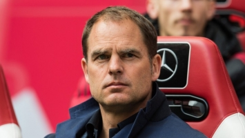 Službeno: Frank de Boer novi menadžer Crystal Palacea