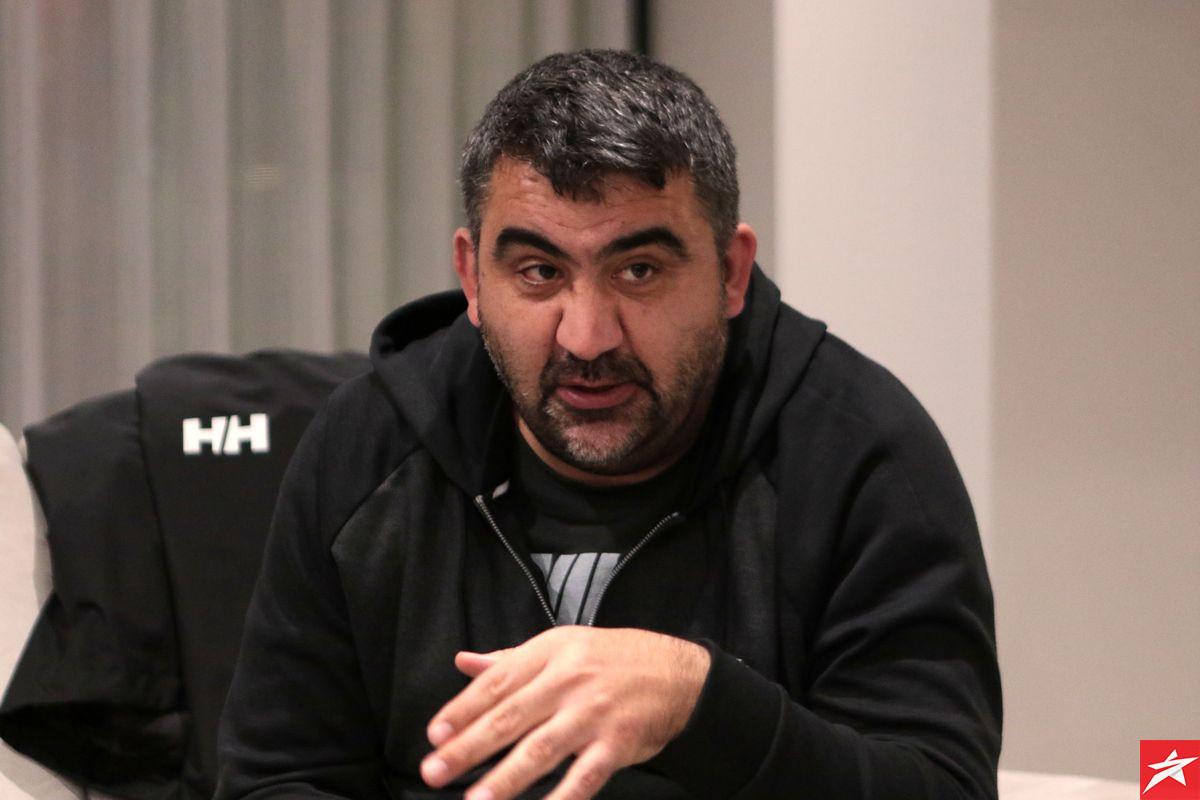 Umit Ozat ima novi klub, trenirat će nekadašnjeg veznjaka Željezničara