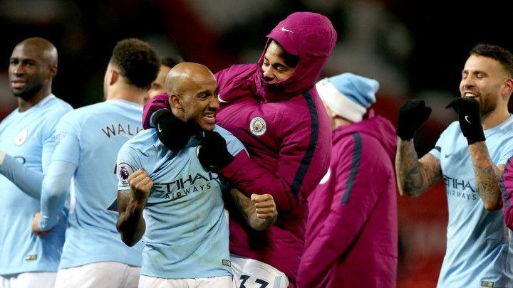 Manchester City pobjedom protiv Uniteda oborio rekord Premier lige