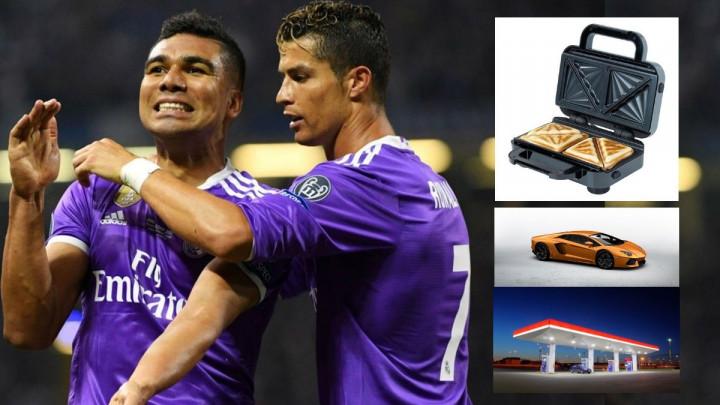 Od tostera do benzinske pumpe: Na šta su svjetski poznati fudbaleri potrošili prvu veću platu?