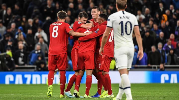 Bayern osramotio Tottenham i utrpao mu sedam komada, Crvena zvezda preokretom do važne pobjede