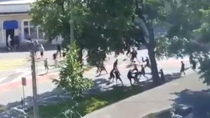 Osijek prošao uz brutalnu tuču u Švicarskoj