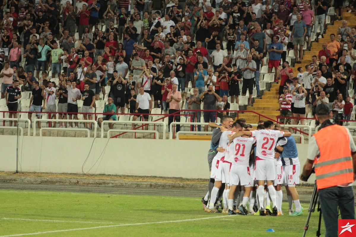 Novi udarac za Željezničar u Mostaru: Bilbija pogodio za 3:0