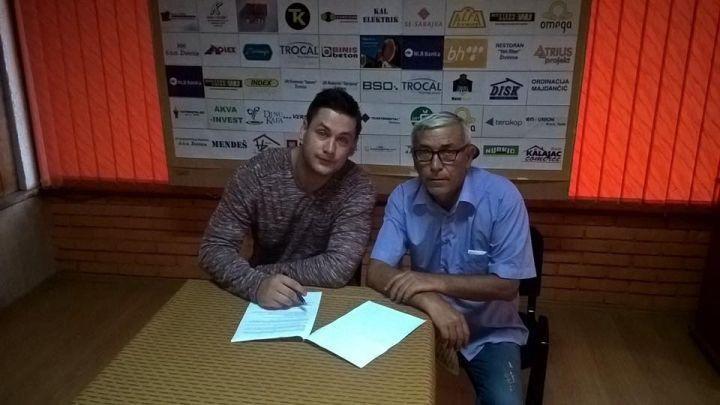 Semir Memić sporazumno raskinuo saradnju sa RK Konjuh