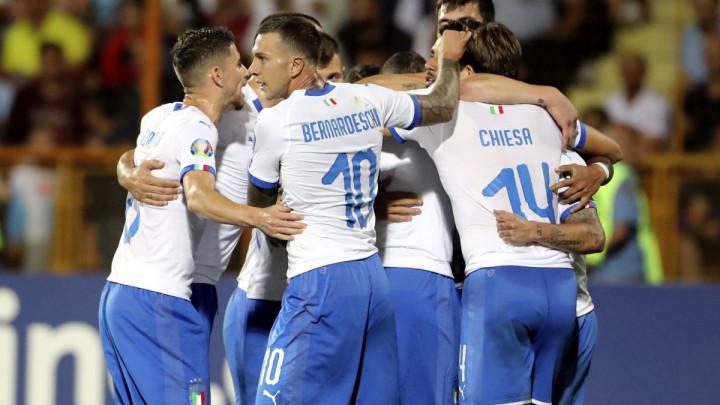 Italija slavila u Jerevanu i pomogla Zmajevima