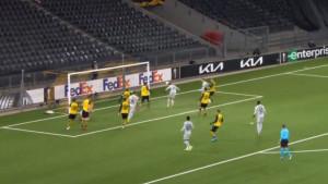 Spektakl u Bernu: Young Boys vodio sa 3:0, a onda je na scenu stupio Schick
