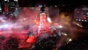Lisabon poput Titove u crvenom: Navijači Benfice napravili slavlje za pamćenje