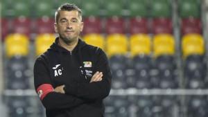 Adnan Čustović dobio otkaz u Oostendeu