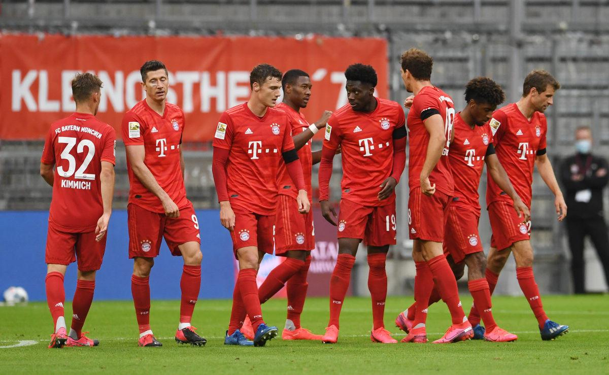 Šampionsko izdanje Bayerna!