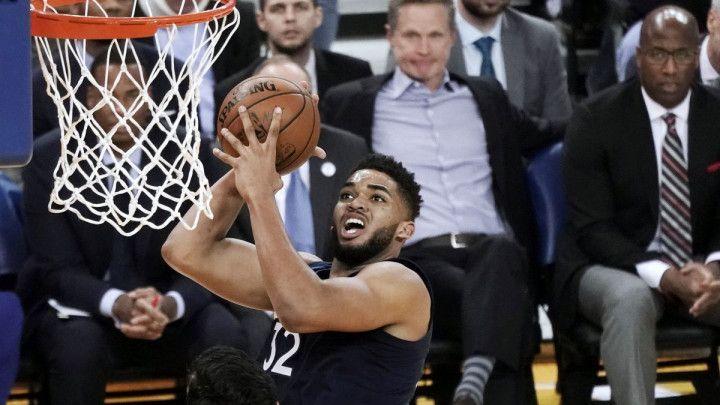 Towns vodio Timberwolvese do pobjede, Rocketsi nastavili niz