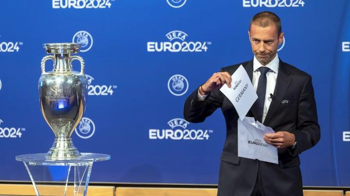 Njemačka domaćin Evropskog prvenstva 2024. godine
