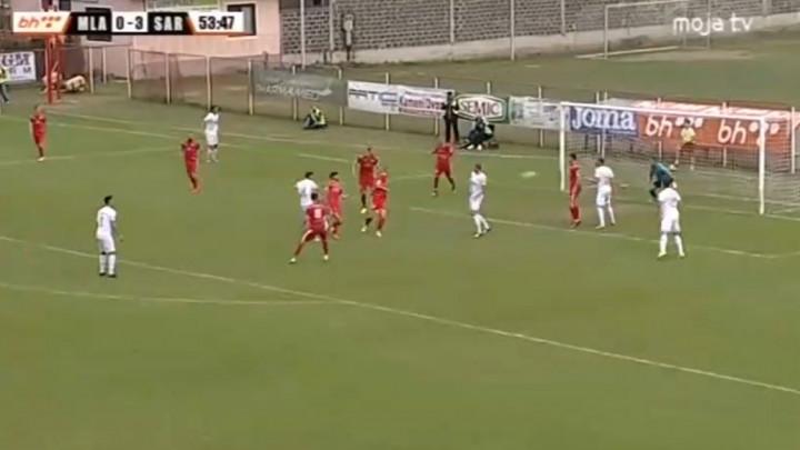 Sarajevo igra kao PSG: Golman Mladosti je danas 'na streljani'