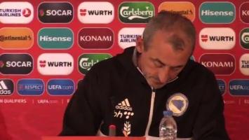 Baždarević izbjegao pitanje o mogućoj ostavci