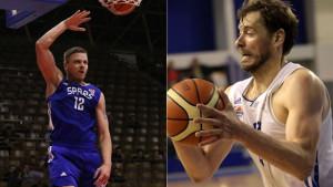 Draško Albijanić i Almir Hasandić u Lakersima