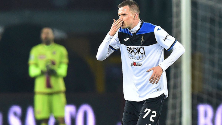 Atalanta obrukala Torino, Iličić zabio gol s centra