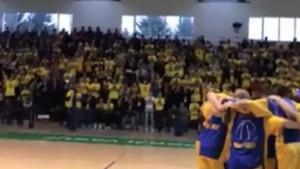 Ludnica u Promo Areni: Pune tribine i sjajna košarka!