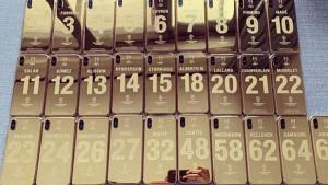 Isplati se osvojiti Ligu prvaka: Svi igrači Liverpoola dobili zlatne Iphone