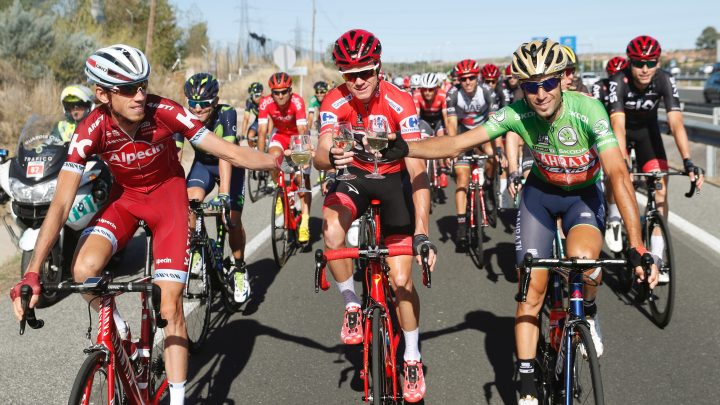 Vuelta: Froome ispisao istoriju u Madridu