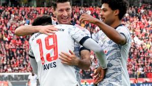 Horor Bayera protiv Bayerna u prvom poluvremenu: Ovakva dominacija je nezapamćena
