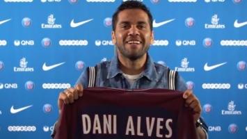Dani Alves izabrao broj u PSG-u