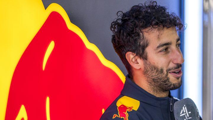 Ricciardo: Singapur je jedna od najboljih prilika da slavimo