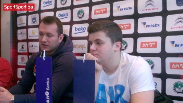 Jahić: Nadamo se pobjedi protiv Bosne