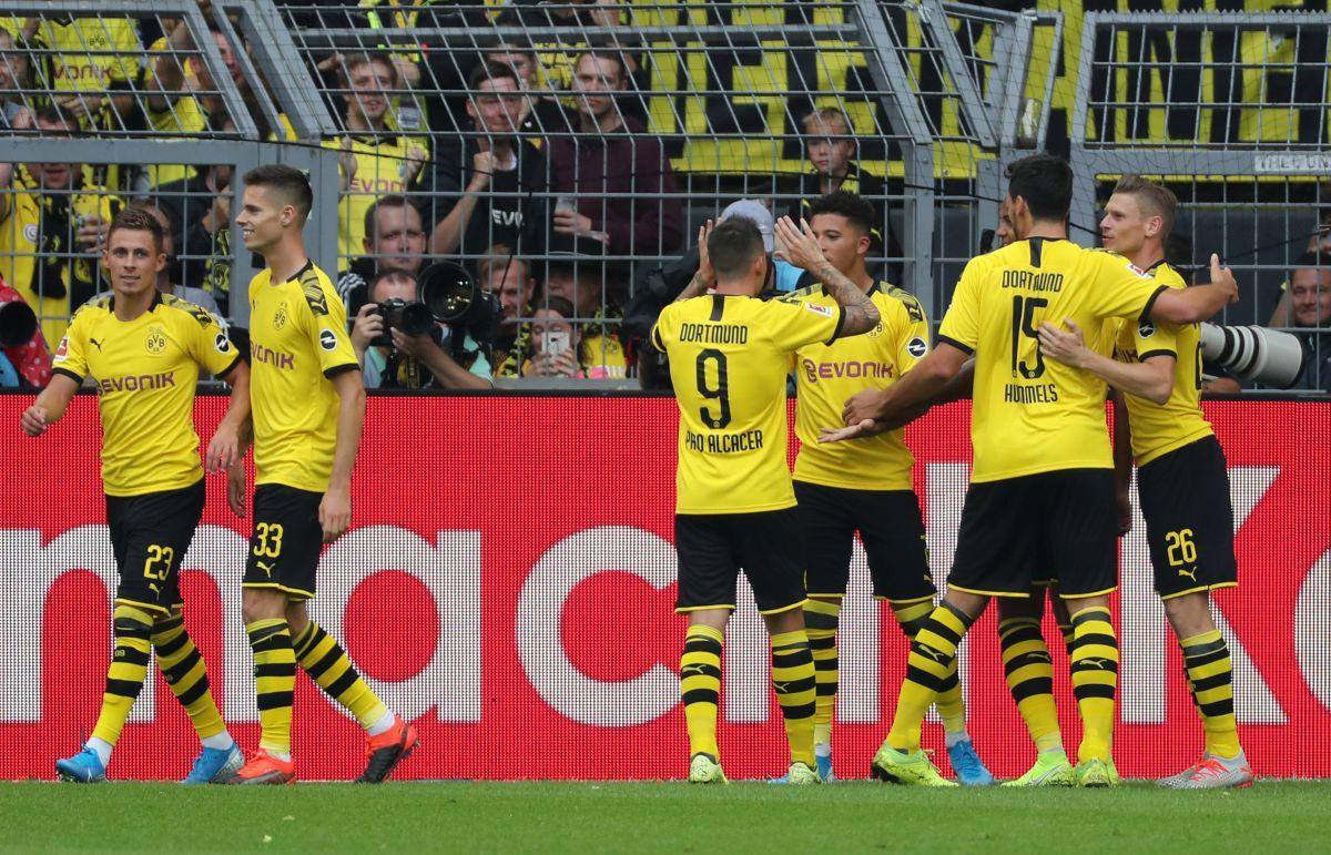 Borussia razbila Augsburg na startu Bundeslige, Fortuna iznenadila Werder