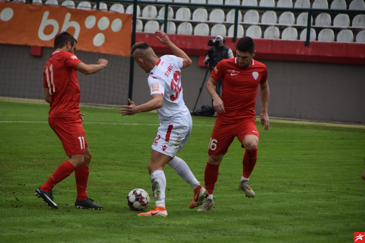 Lazić i Predragović za pobjedu Zvijezde 09 nad Brodarcem