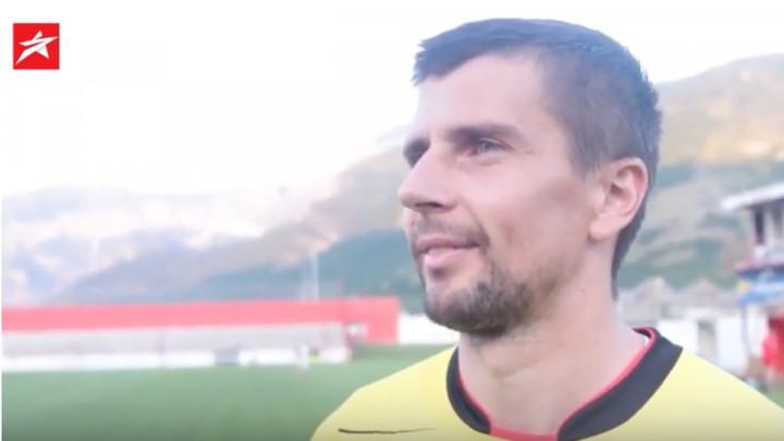Fejzić: Nadam se da ćemo se dobro uigrati do početka prvenstva
