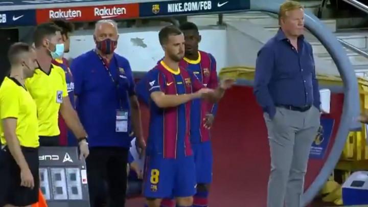 Pogledajte historijski trenutak: Miralem Pjanić zaigrao za Barcelonu!