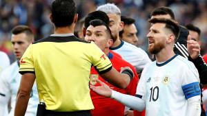 Lionel Messi suspendovan i novčano kažnjen