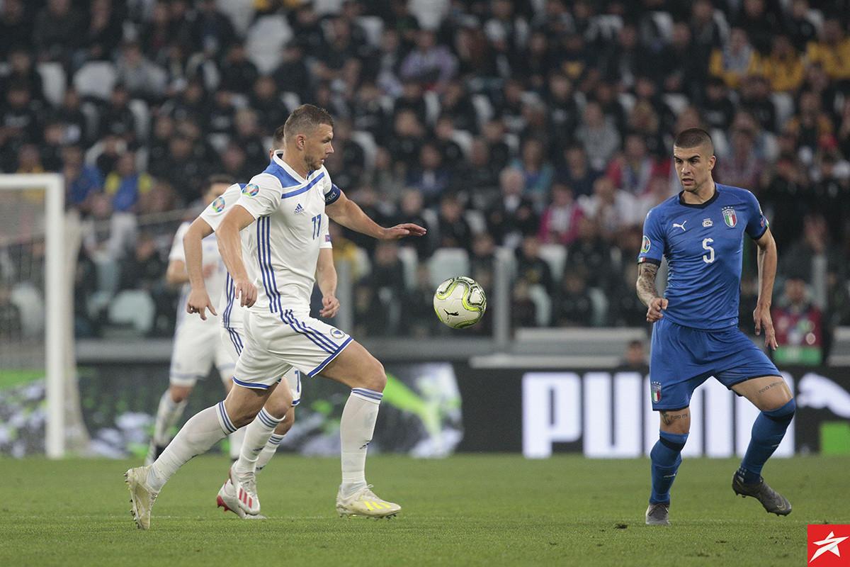 Inter odbio Romin prijedlog za Džekin transfer