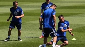"""Otkazan trening meč """"A"""" i """"U-21"""" reprezentacije u Zenici"""