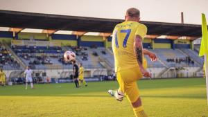 Ludnica od utakmice u Domžalama, Ibričić dobio direktan crveni karton