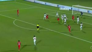 Makazice u 94. minuti za pobjedu svoje ekipe - što da ne!