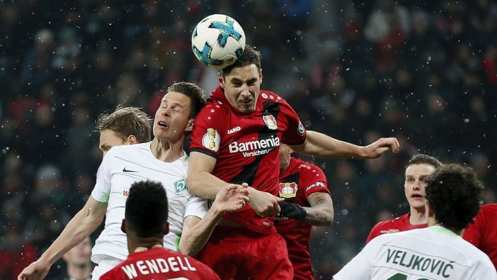 Leverkusen nakon produžetaka do polufinala DFB Pokala